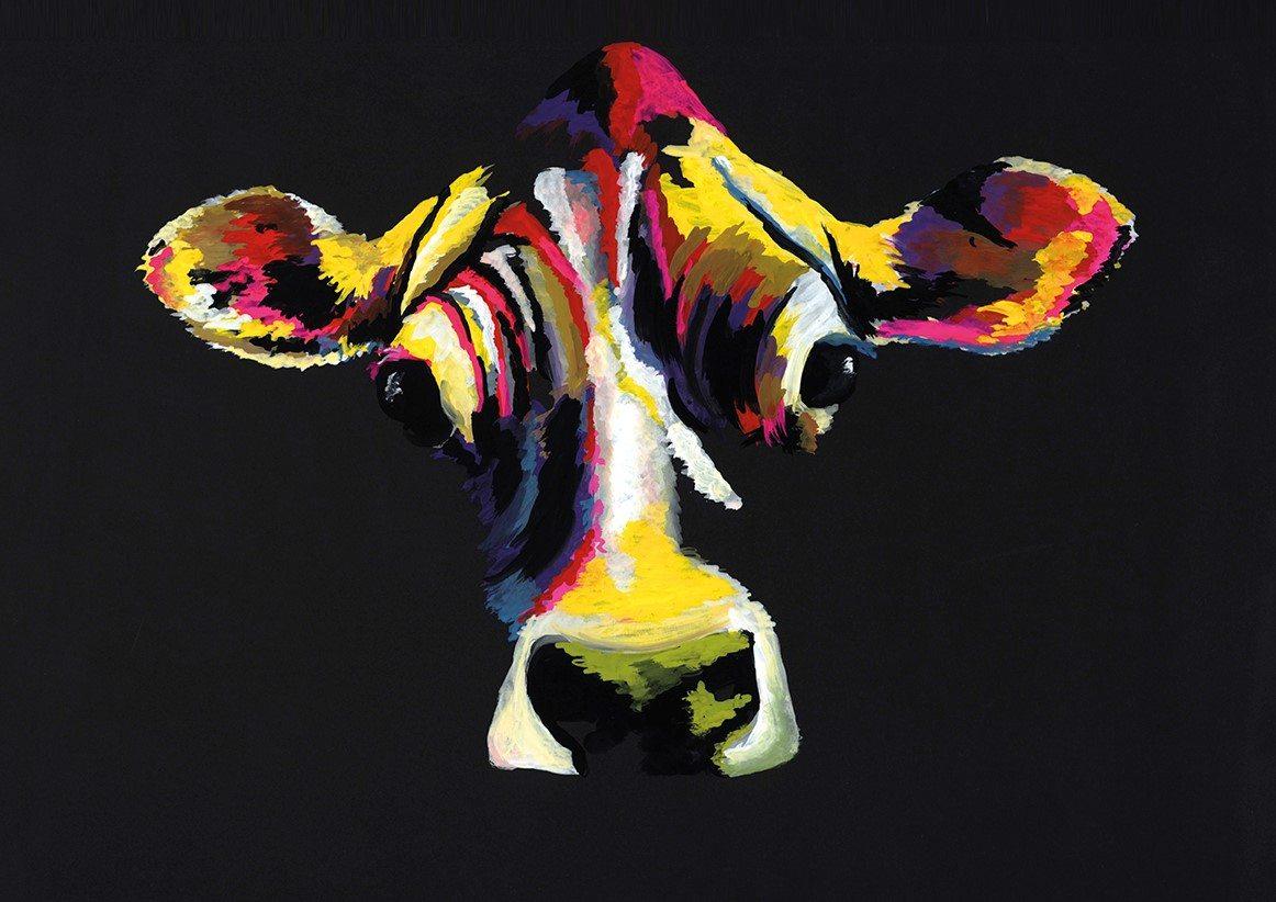 The Cow Henry Fraser Art